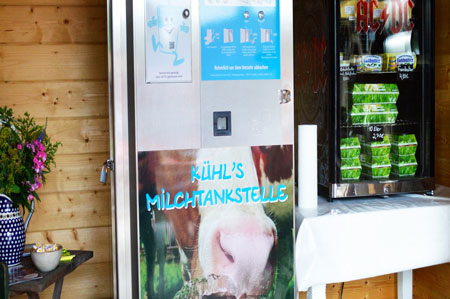 Kühls Milchtankstelle