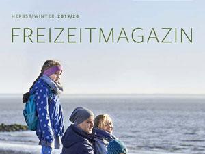 Freizeitmagazin Herbst/Winter 2019 in Dithmarschen