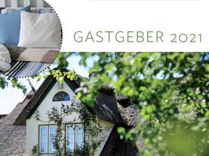 Urlaubsmagazin 2021: Liste der Gastgeber in Dithmarschen