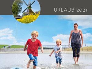 Urlaubsmagazin 2021 von Dithmarschen Tourismus