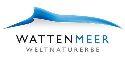 Logo Weltnaturerbe Wattenmeer