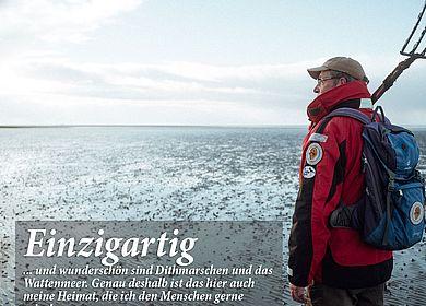 Westerdeichstrich: Zitat Jan Franzen