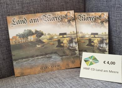"""Heider Marktfrieden CD """"Land am Meere"""" 4€"""