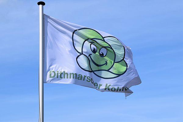 Das Motiv der Kohltage-Flagge