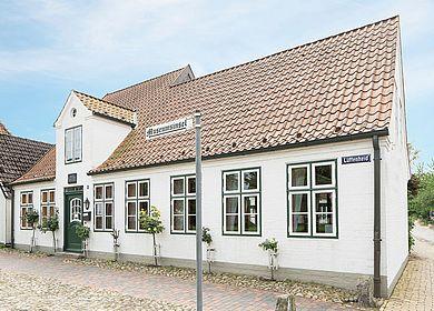 Fontansicht Brahmshaus Heide Lüttenheid