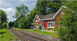 ehemaliger Bahnhof Volsemenhusen