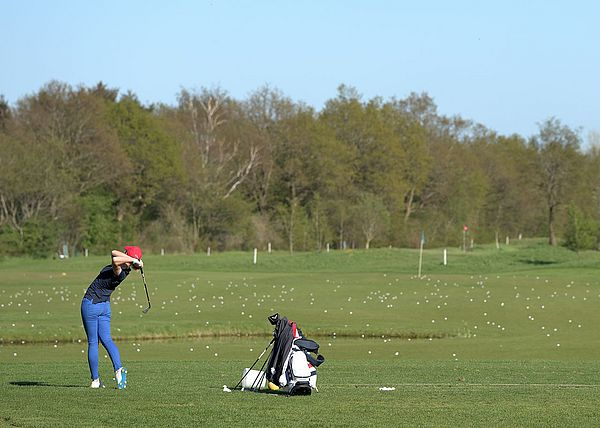 Golfen in Dithmarschen