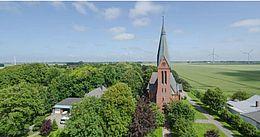 Kirche Kronprinzenkoog