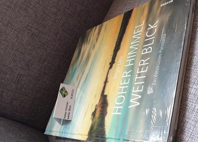 Hoher Himmel- weiter Blick Buch für 14,95€