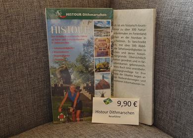 Reiseführer Histour Dithmarschen 9,90€