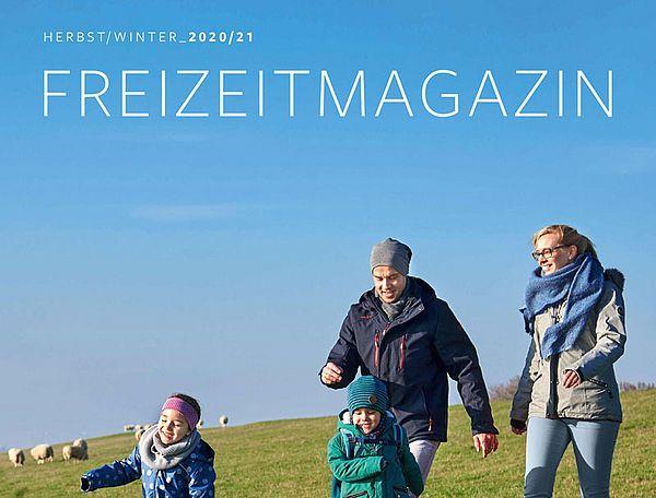 Freizeitmagazin 2020 Herbst/Winter: hier online durchblättern